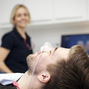 Lystgass for tannbehandlingsfrykt / tannlegeskrekk : Tannlege i Sandefjord : Tannhelseklinikken Annette Bøvre