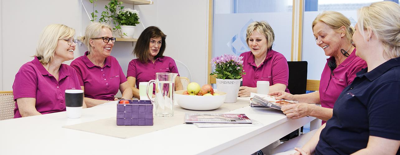 Tannlege i Sandefjord : Tannhelseklinikken Annette Bøvre